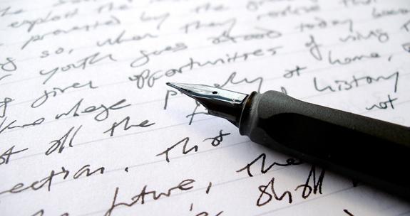 Writting blog